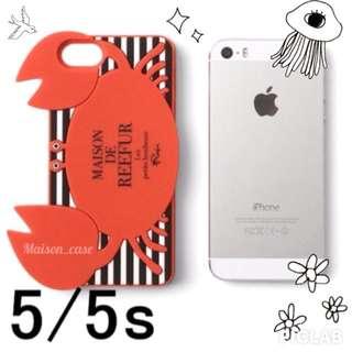 Maison De Reefur Case Iphone 5/s