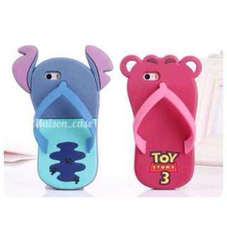 Disney Sandals For Iphone 4/s & 5/s