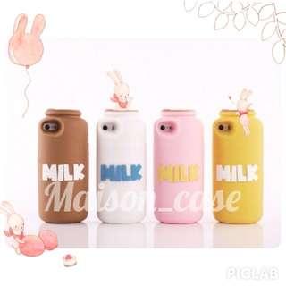 Milky Case Iphone 5/s