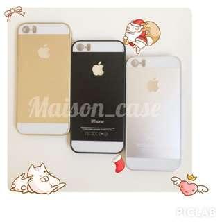 Metal Case Iphone 5/s