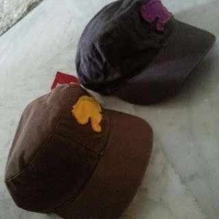 Puma Caps (2 Colours Same Design) @ $20 each