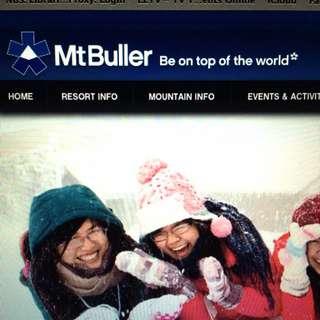 Cheap Ski Trip Accommodation @ Mt Buller Australia- 5 Night Stay For Two At Sugarbush Lodge