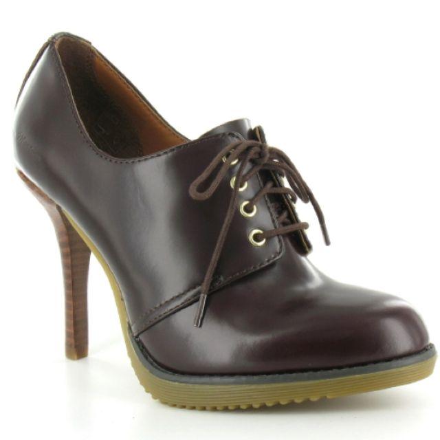 5f19d348b39 Dr Martens Oxford Shoes - Zita Stilettos