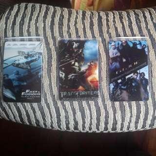 Ez Link Card Stickers