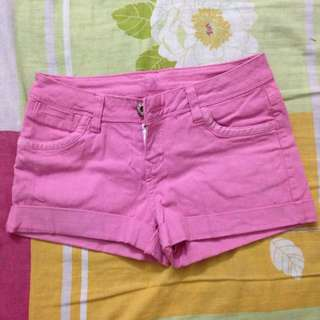 PRICE REDUCED - Pink Shorts