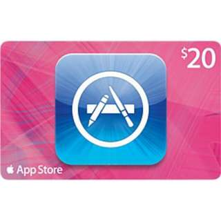 iTunes Card + App Store Card