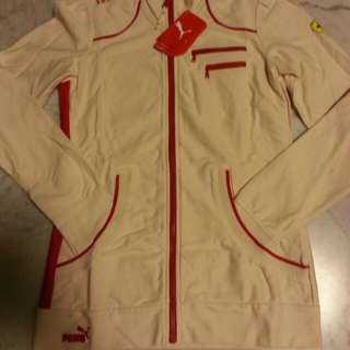 Puma Ferrari Ladies Jacket