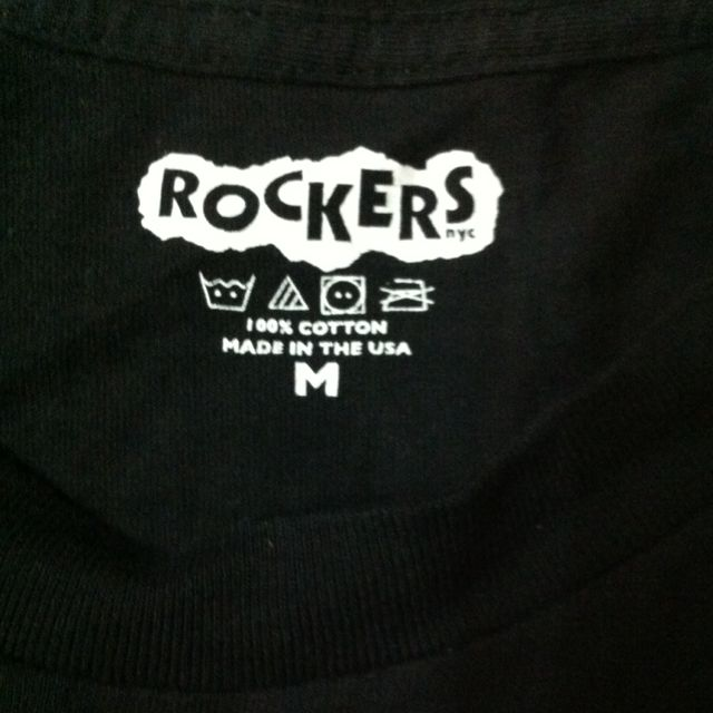 364f4c34b6c Brand New ROCKERS NYC T Shirt Streetwear Hypebeast Rasta Reggae ...