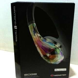Monster Diamond Earpiece Headphones