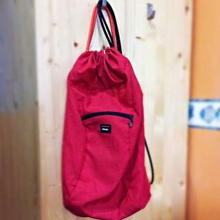Crumpler String Bag (The Squid)