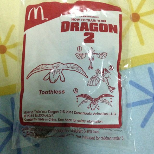 How To Train Your Dragon 2 Toothless Toys Games On Carousell