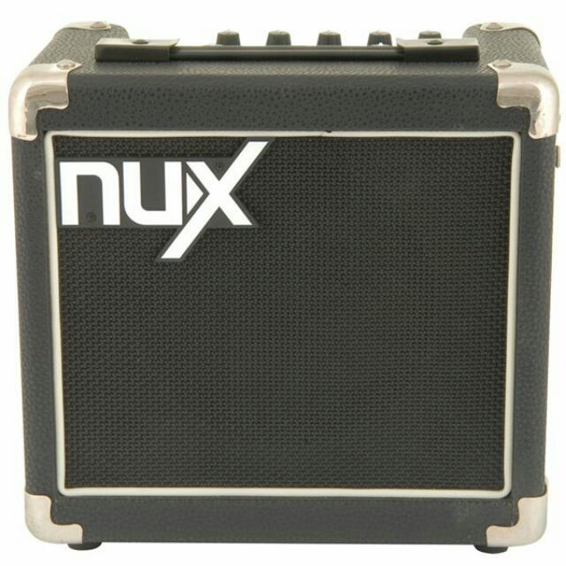 NUX Mighty 8 Guitar Amp