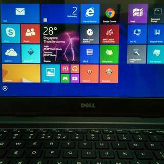 Dell Inspiron 14 5000 Series (2weeks) Since My Gf Buy It.