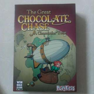 The Great Chocolate Chase (Computer Game)