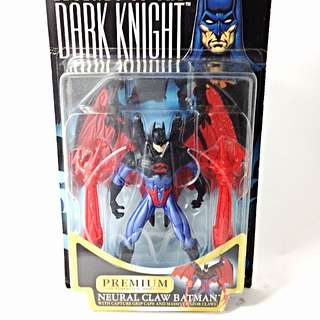 Neural Claw Batman