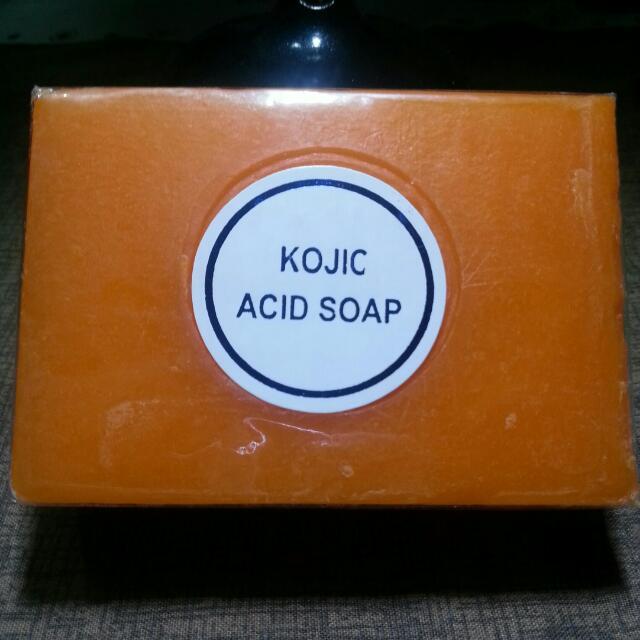 how to make kojie san kojic acid soap