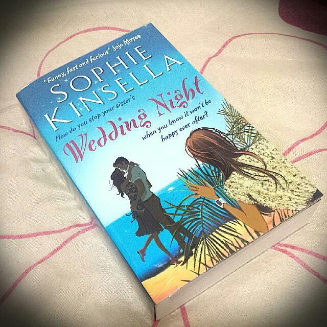 Sophie Kinsella Wedding Night
