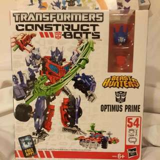 Transformers By Hasbro.