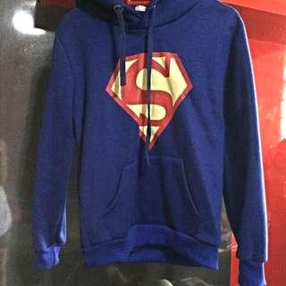 Superman Hoodie Pullover