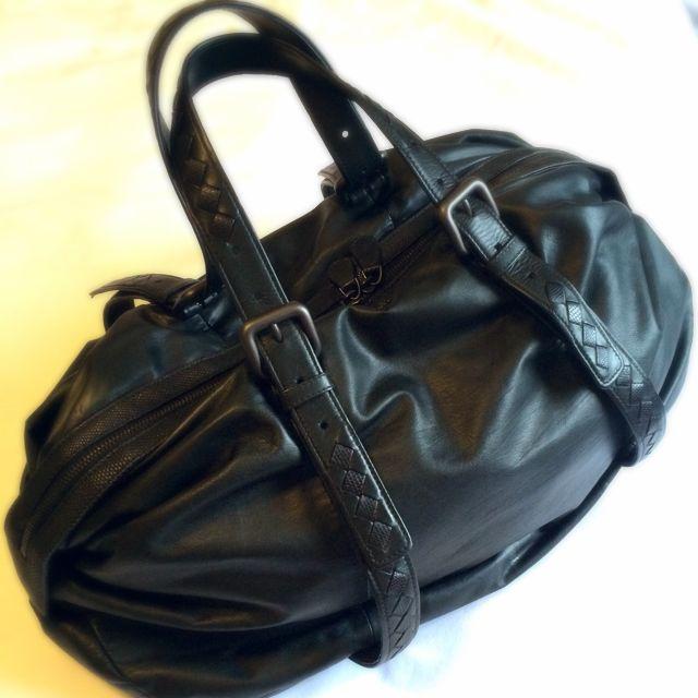 eacd82080fa5 Bottega Veneta Gym  Overnight  Duffel Bag