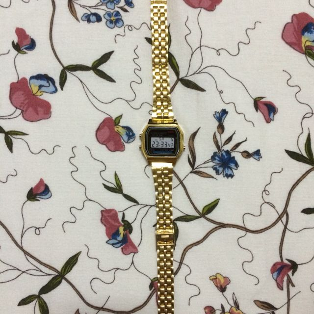 Casio Inspired Watch