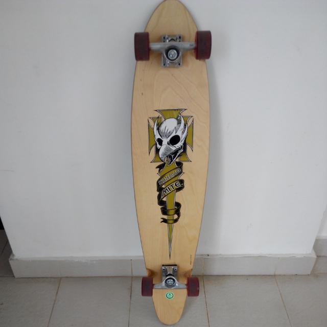 Mite Longboard