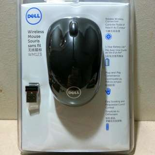 Dell Wireless Mouse WM123