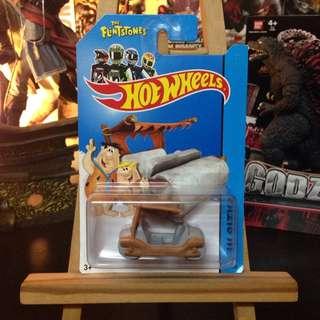 Hot Wheels : The Flintmobile ( The Flintstones ) 83/250