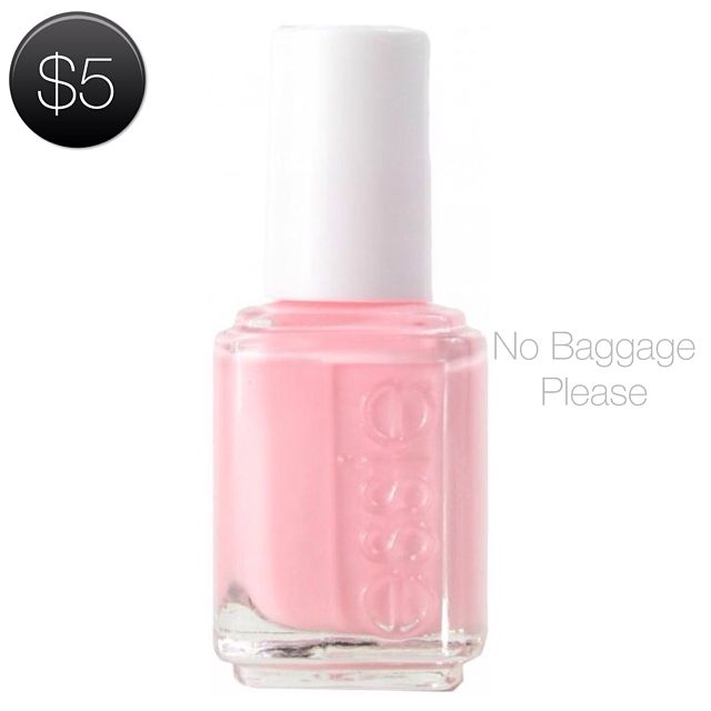Essie No Baggage Please
