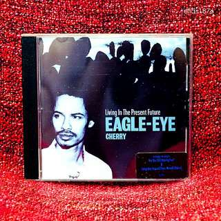 Audio CD: Eagle Eye Cherry - Living In The Present Future