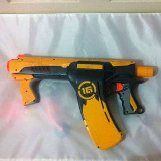 Nerf Quick-16 (hav To Purchase Own Bullet)