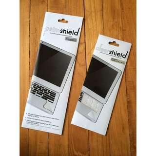 BRAND NEW: Clear Shield
