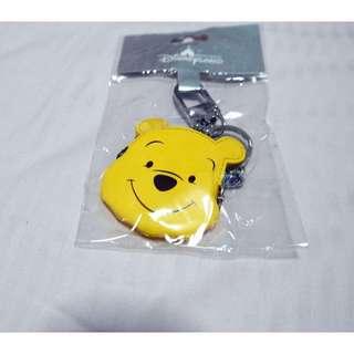 Winnie The Pooh Keychain Purse