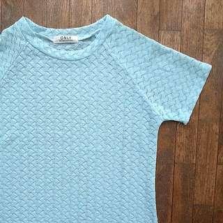 *Brand New* Mint Crochet Crew Neck Top