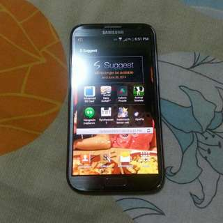 Selling Samsung NOTE 2