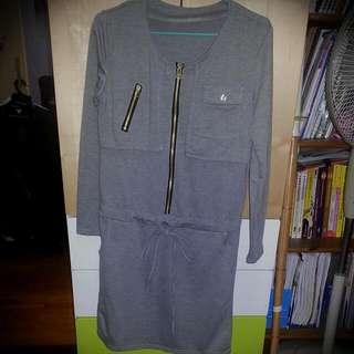 (BN) Grey Dress