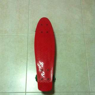 Red Penny Board (inspired)