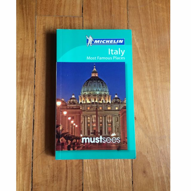 Italy Guide Book
