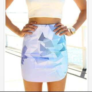 SaboSkirt Crystal Snow Skirt