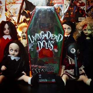 Living Dead Dolls : Toy Soldier ( Exclusive )