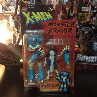 [reserved] Toy Biz X-Men Monster Armor : Mystique (1997)