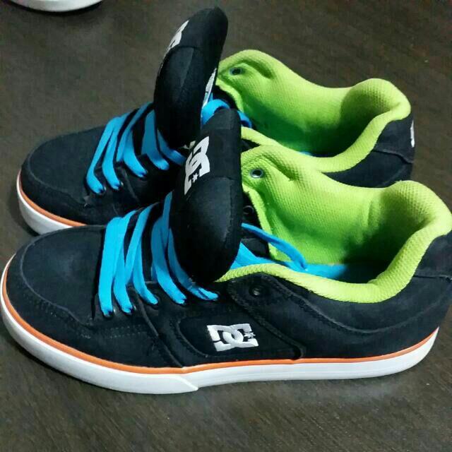 Dc Men's Pure Tx Shoe, black/multi