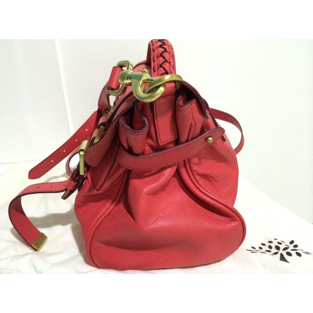 903a2f9fb56 ... cheap mulberry alexa 2way handbag pink watermelon hh7539 671 l175  luxury on carousell 396ee 3d2e8