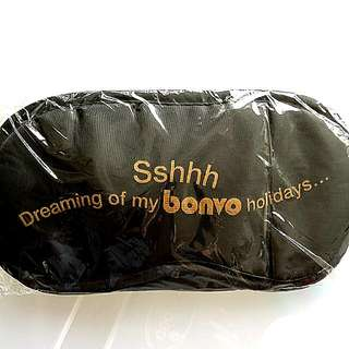 Brand New Eye Mask And Head Rest Ballow