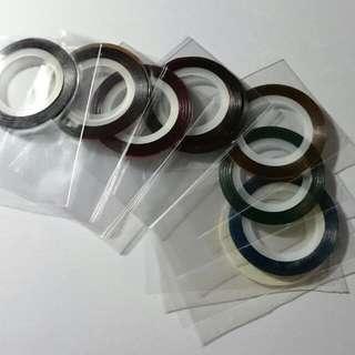 Nail Art Strip Tape Thin Decoration Sticker