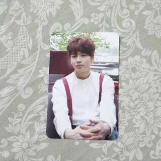 TRADES - Youngjae Unplugged photocard (PENDING)