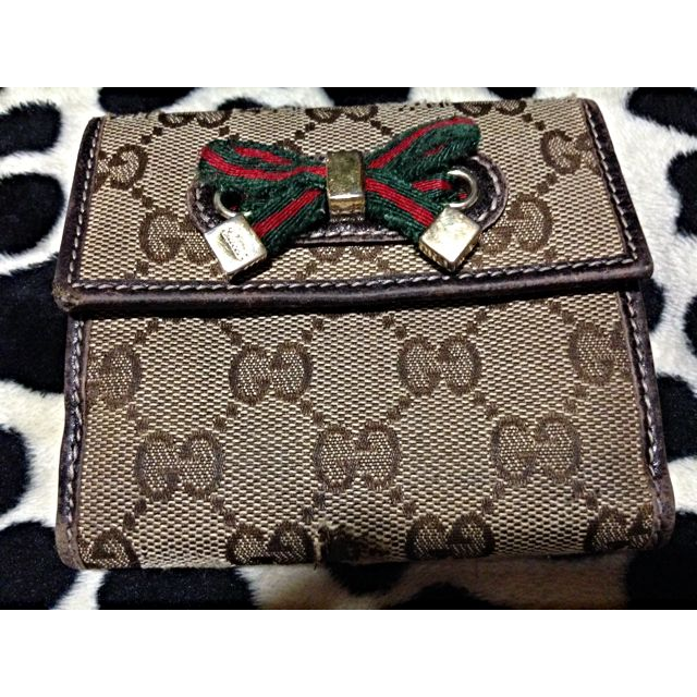 Authentic Gucci Wallet! (Pending)