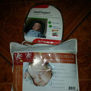 Latex Pillow And Infant Head Support