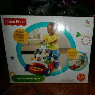 Fisher-Price Walker (Used)