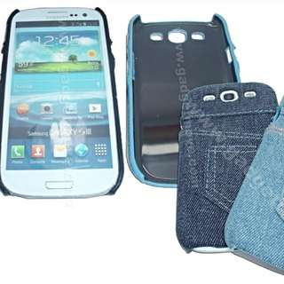 Blue Jean Series S3 Phone Cover